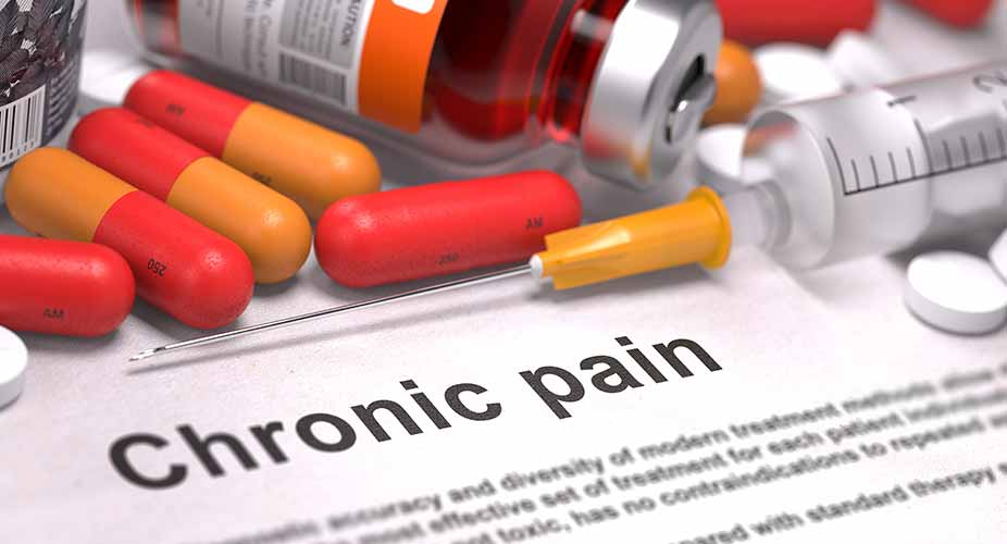 Chronic pain and opioids